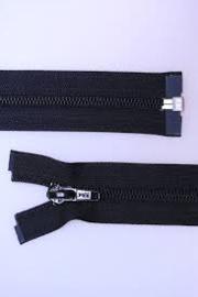 -Ykk Deelbare rits spiraal / nylon ritsen 25 t/m 100 cm.