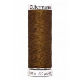 Gutermann alles naaigaren Licht Bruin 019  / 19