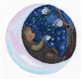 Borduurpakket Tender fairy tales of the stars - RTO    rto-m00812
