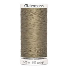Gütermann /  500 meter / 868 / Donker Zand
