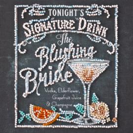 Kralen borduurpakket Blushing Bride - Abris Art    aa-am-202