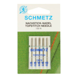 Schmetz topstitch naalden / Assortiment 80 - 100