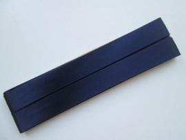 Satijn Biaisband Duchesse / Donker Blauw  / Kleurnr. 210