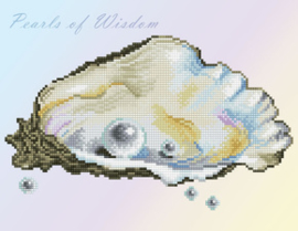 Diamond Dotz Pearls of Wisdom - Needleart World    nw-dd05-070