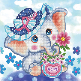 Diamond Dotz Hope - Needleart World    nw-dd05-072