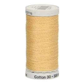 Gutermann naaigaren cotton 30 / 300 meter  1070 / licht oker