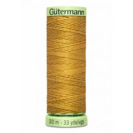 Gütermann Siersteekgaren  30 m / 968 / Goud Kleur
