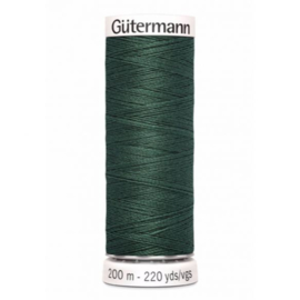 Gütermann alles naaigaren Donker Groen / 302