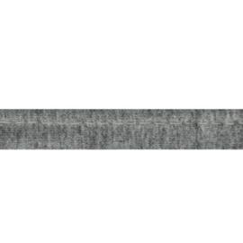 Oaki Doki Tricot de Luxe  / Paspelband 3 mm / Grijs 067