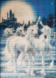 Cross Stitch / Unicorn