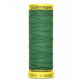 Rimpelelastiek groen / 8644