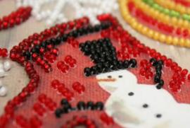 Kralen borduurpakket Holiday Trivia - Abris Art    aa-am-201