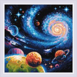 Diamond Mosaic Other Worlds - RIOLIS    ri-am0047