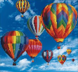 Diamond Art Balloons - Leisure Arts    la-da03-50451