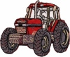 HKM Mode Applic. Tractor rood