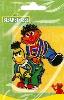 Applic. Ernie en Bert bokjespringen