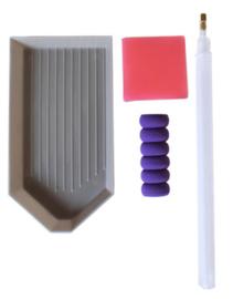 Diamond Dotz Simple Tool Pack - Needleart World    nw-dda-077