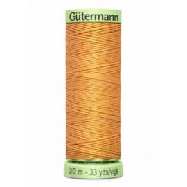Gütermann Siersteekgaren  30 m / 300 / Zacht Oranje