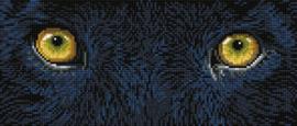 Diamond Dotz Black Panther Spy - Needleart World    nw-dd05-078