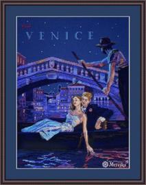 Borduurpakket Visit Venice - Merejka  mer-k181