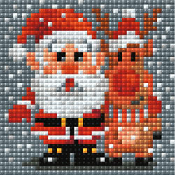 Diamond Mosaic Santa Claus - RIOLIS    ri-am0018