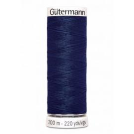 Gutermann alles naaigaren Donker Blauw 011    /   11