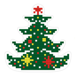 Diamond Painting Christmas Tree Magnet - Freyja Crystal    fc-alvm-023