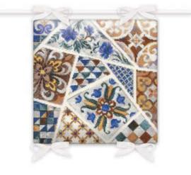 Borduurpakket Cushion Mosaic - RIOLIS    ri-1871