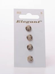 Knopen Elegant - Bruin / 852