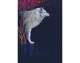 Borduurpakket Wolf Leader - RTO    rto-m00789