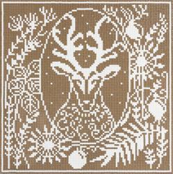 Diamond Painting Deer - Freyja Crystal    fc-alvr-009-079