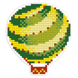 Diamond Painting Air Balloon Magnet - Freyja Crystal    fc-alvm-014