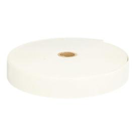 Bandelastiek van stevige kwaliteit / Wit / 30 mm breed