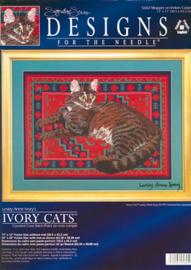 Borduurpakket Muppet on Indian Carpet - Janlynn    jan-3156-02