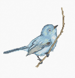 Borduurpakket Bluebird - Luca-S    ls-b1158