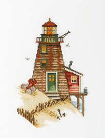 Borduurpakket Lighthouse Crab - RTO    rto-m00393