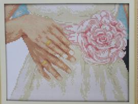 Cross Stitch / Wedding ring