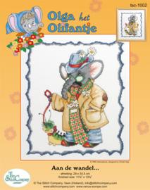 ✳ olga het olifantje