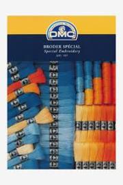 DMC Kleurenkaart Broder Spécial / W107A