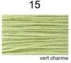 Dmc Mouliné Special / nieuwe kleur / Vert Charme / 15