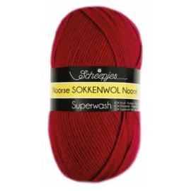 Markoma Noore Sokkenwol Superwash 6858 / Rood