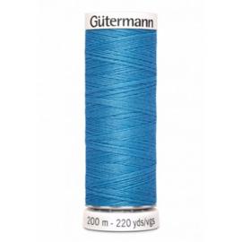 Gütermann alles naaigaren Midden Blauw / 278