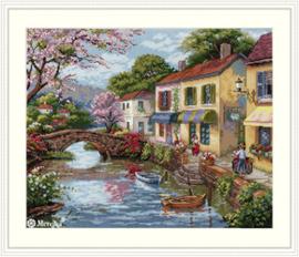 ✳ huizen en landschappen