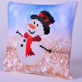 Snowman Top Hat  / Sneeuwpop met hoge hoed