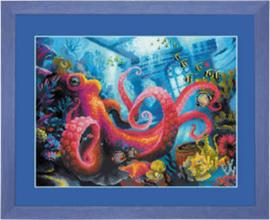Borduurpakket The Underwater Kingdom - RIOLIS    ri-1788