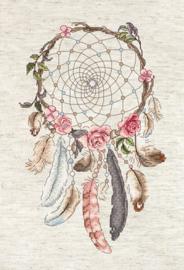 Borduurpakket Live your Dreams - Leti Stitch    leti-0957
