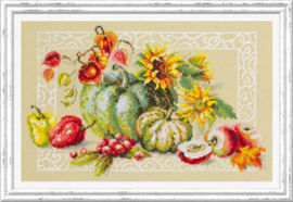 Borduurpakket Autumn Gifts - Chudo Igla    ci-120-112