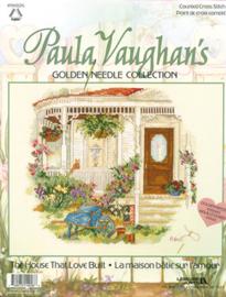 Borduurpakket The House That Love Built - Janlynn    jan-1149-26