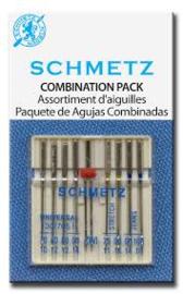 Schmetz Universeel / Stretch / Jeans / Tweeling / combi -box