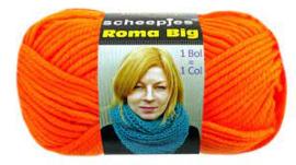 Scheepjes Roma Big Neon4 / Oranje